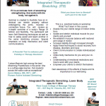 Integrated Therapeutic Stretching CEU Course