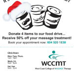 It's Christmas in July at the WCCMT Clinic