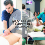 RMT & Educator: 2 Careers in 1 at WCCMT/CCMH
