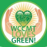 WCCMT Loves Green!