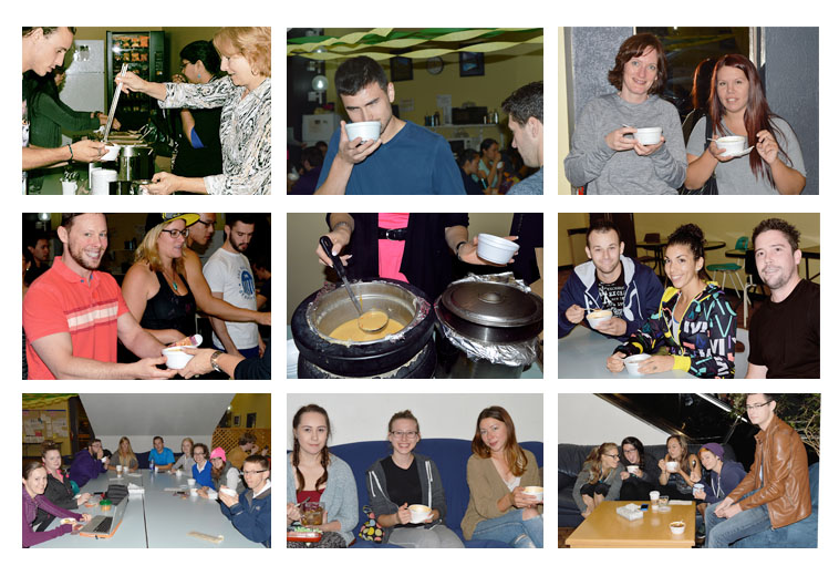 soupday collage