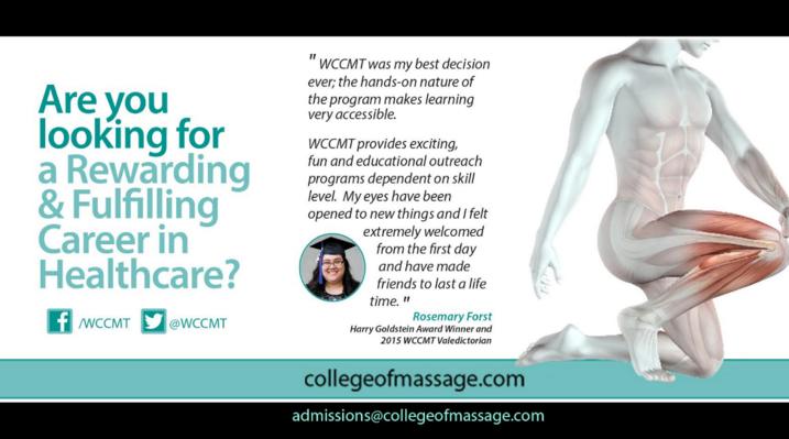 WCCMT Testimonial