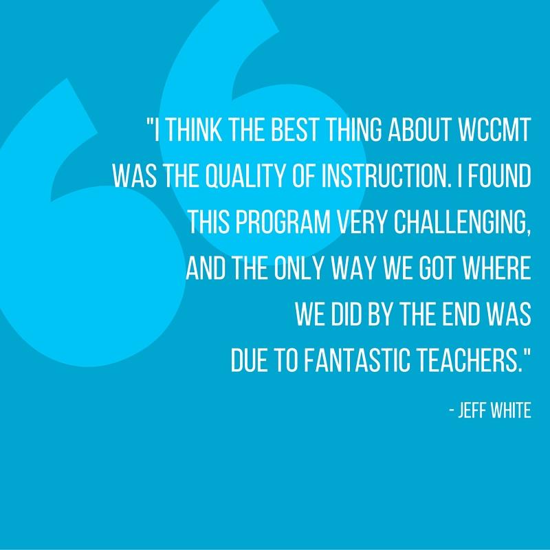Jeff White - Quote