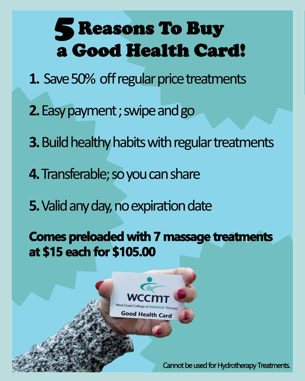 Good Buy: 5 Reasons To Buy A Good Health Card