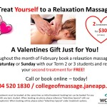 Valentines Day Special - Two Treatments for $30