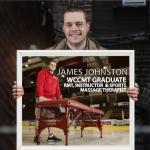 Jamie Johnston: Making Community Involvement his Life's Work