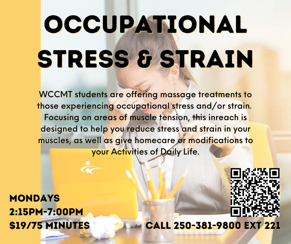Occupational Stress and Strain